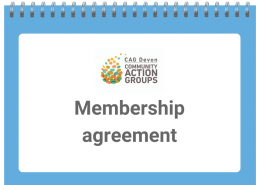 CAG Devon Membership Agreement