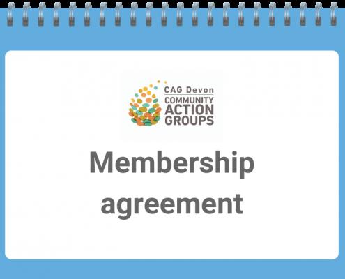 CAG Devon Membership Agreement