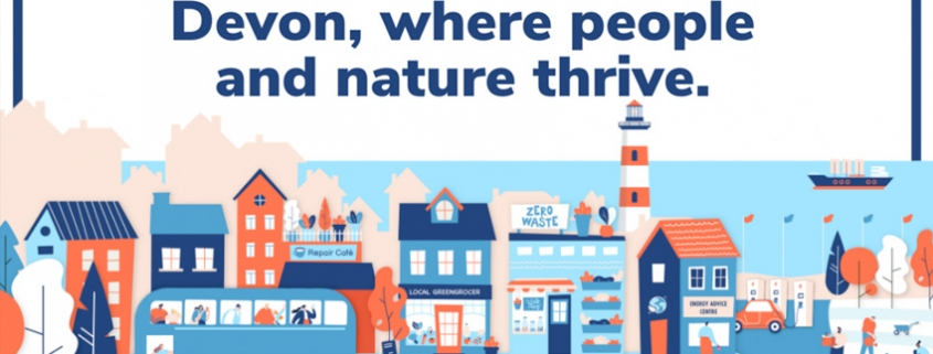 A roadmap to creating a net-zero Devon, where people and nature thrive.